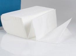 Asciugamani piegato V 1 Velo dettaglio