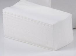 Asciugamani piegato V 3 Veli dettaglio