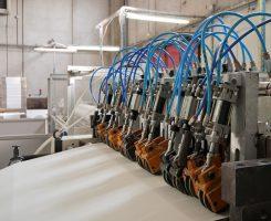 Produzione bobine asciugatutto, carta igienica, rotoli asciugamano, veline facciali