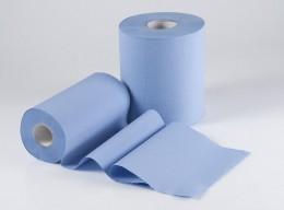 Rotolo Blu asciugamani