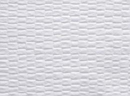 Dettaglio asciugamani piegato V 2 veli