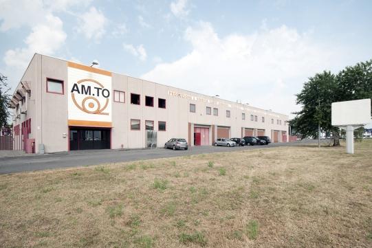 Panoramica azienda Am.To Paper